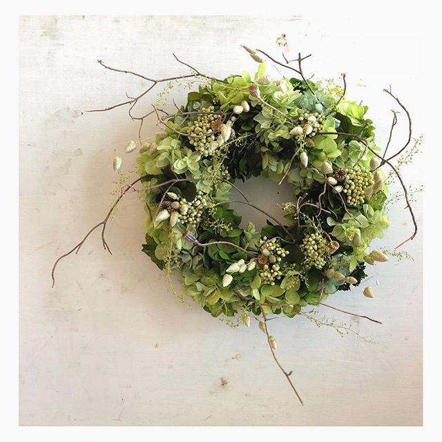 オープンのお祝いプリザリース.#flower #wreath #preservedflower #terre #terreplant #flowershop #花屋